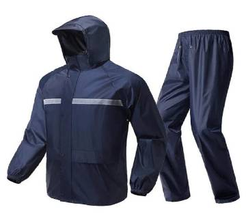 Raincoat Pants Double Layer Rain Poncho for Hiking Motorcycle