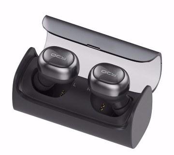 Double Dual Mini Wireless Bluetooth Earphone
