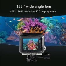 Wifi 4k Sports Camera Waterproof বাংলাদেশ - 7249024