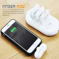 FingerPow - One snap to charge your phone