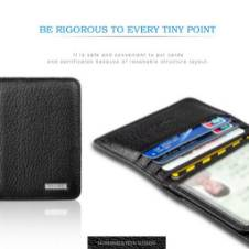 2-in-1 Power Bank & Leather Card Holder Package