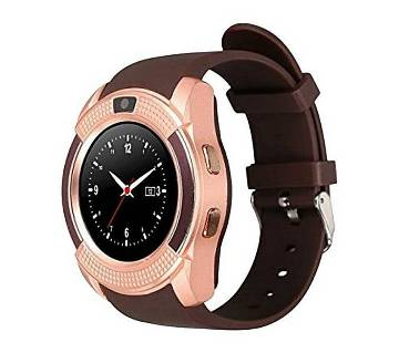 Watch with SIM Card and TF V8