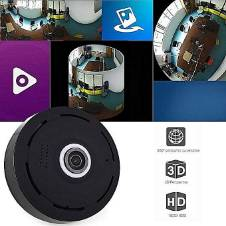 Panoramic Wifi IP P2P Night Vision Mini Camera 360 Degree