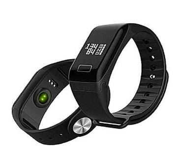 Heart Rate Monitor Call Remind Smart Band - SIM Not Supported