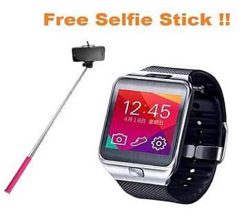 G2 Gear Single SIM Sports Watch and Selfie Stick