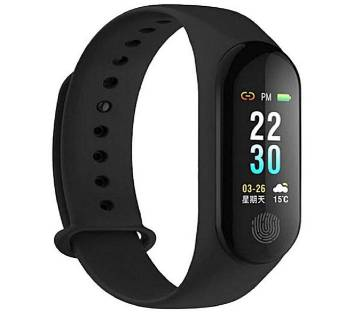 Smart Wristband Men M3 plus - SIM Not Supported