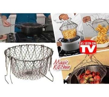 12 in 1 Magic Kitchen Fry Basket
