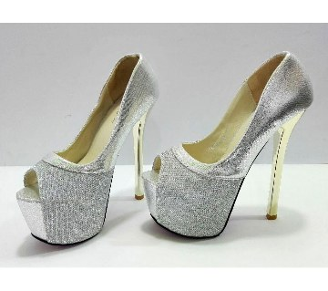 Pencil Heel Party Shoes For Ladies