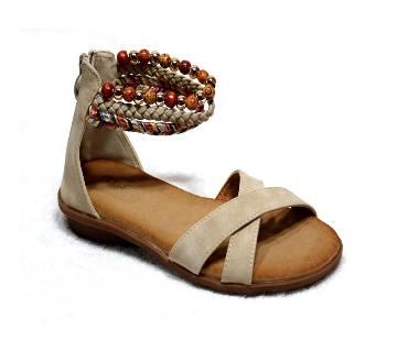 Womens fashionable heels  flat type