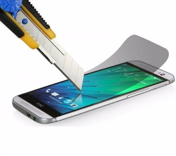 Tempered Glass Protector for HTC One/M8, M8