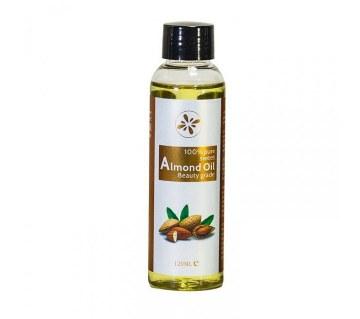 Pure Organic Almond Oil