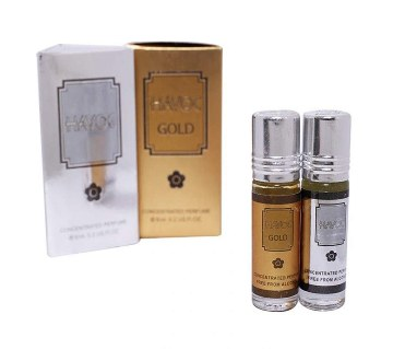 Havoc Gold Perfume Couple Pack Combo