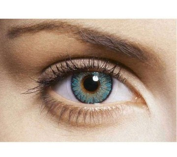 Freshlook contact lenses (Turquoise)