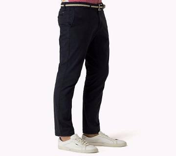 Pure Cotton Gabardine Pant For Men