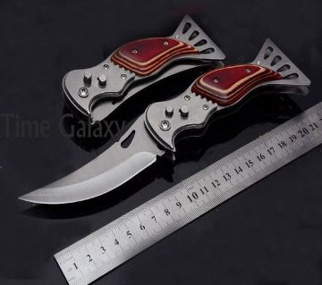 Foldable Columbia River Knife