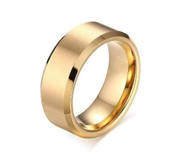 Gold Plated Finger Ring for Men