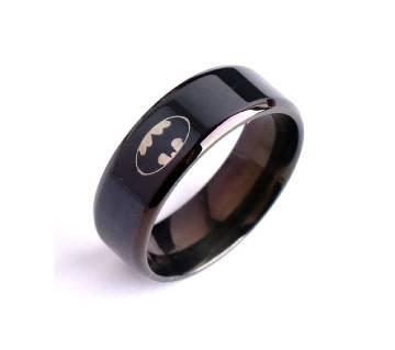 Black Batman Finger Ring
