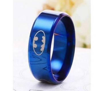 BATMAN stainless steel finger ring