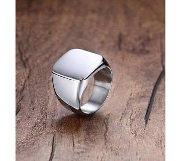 Silver Alloy Finger Ring