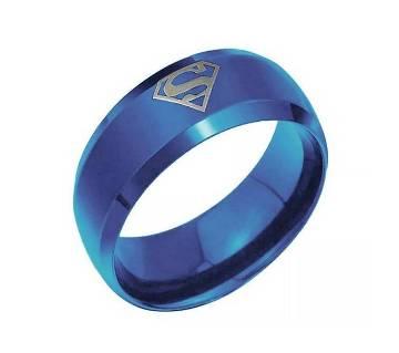 Superman Finger Ring