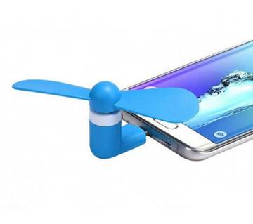 পোর্টেবল মাইক্রো USB OTG ফ্যান ফর মোবাইল