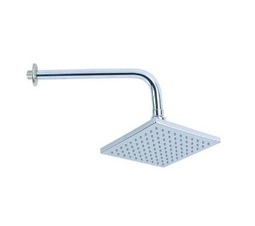 Square Ceiling Shower with pipe