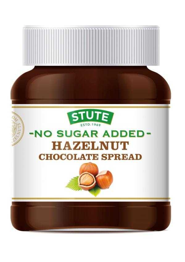Stute Hazelnut Chocolate Spread 350 gm