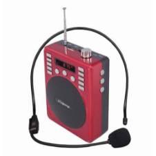 Portable mike/speaker