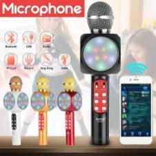 WS-1816 Karaoke Microphone - 1pc
