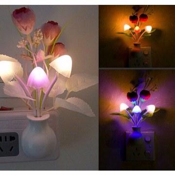 মাশরুম শেপড LED লাইট