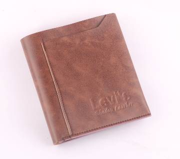 Levis leather wallet for men