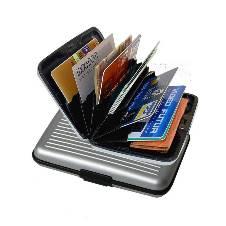 Security Credit Card Wallet
