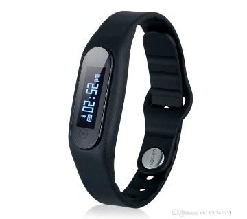 E06 Bluetooth Bracelet watch (waterproof)