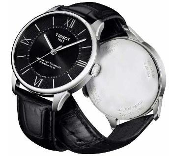 Tissot Black Dial Gents Wristwatch (Copy)