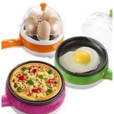 Egg Boyle and Fry Pan
