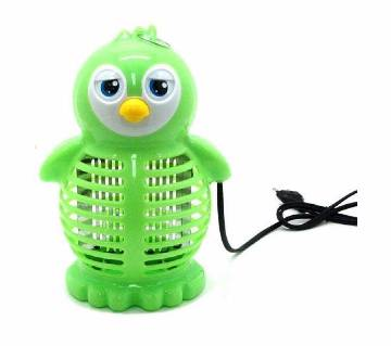 Owl Shaped Mosquito Killer Lamp