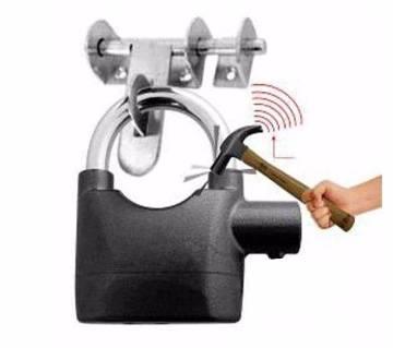 Security Alarm Lock for Bike and Door