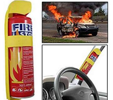 Fire stop sprayer - Fire extinguishers