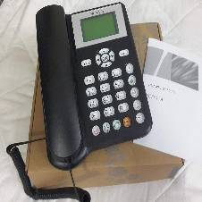 Single SIM telephone set