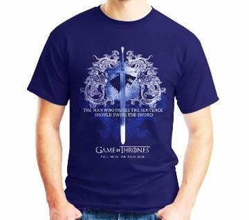 Game of Thrones হাফ-স্লিভ টি-শার্ট