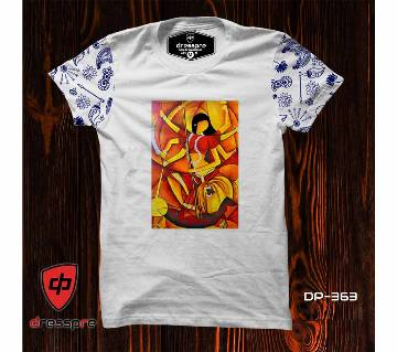 Puja Special T-Shirt For Men