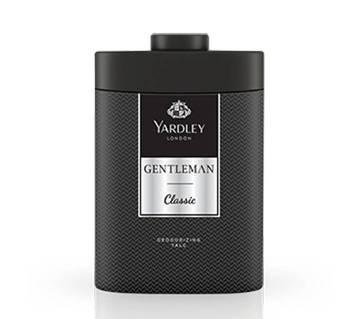 YARDLEY Gentlemen Classic Deodorizing Talc Powder - 250g UK