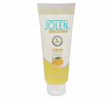Jolen Lemon Face Wash