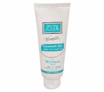 Jolen face wash gel With Whitening