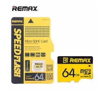Remax Micro SD Memory Card (64 GB)