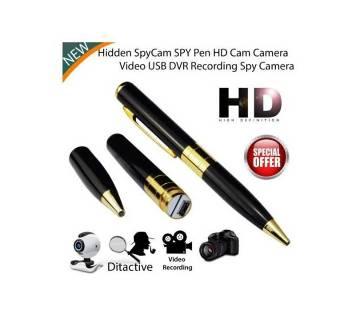 স্পাই পেন ক্যামেরা HD 32GB মেমোরি কার্ড সাপোর্ট