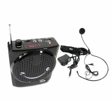 রিচার্জেবল লাউড স্পিকার উইথ FM 1