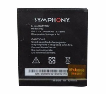 Symphony V-32 1400 mAh Replacement Battery