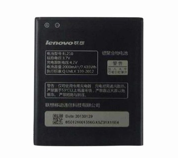 Lenovo BL-210 Replacement Battery