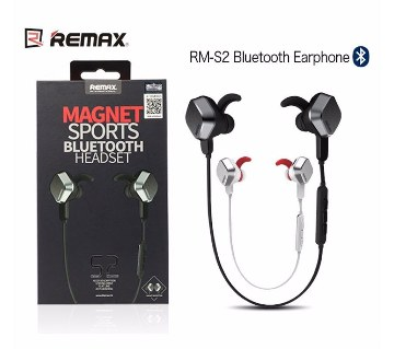 Remax S2 Magnet Sports Bluetooth Headset